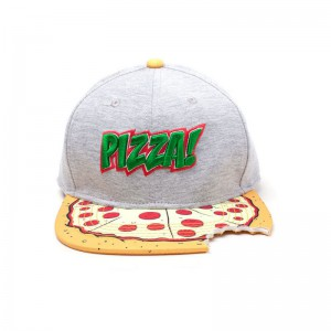 Casquette Teenage Mutant - Pizza tortues ninja