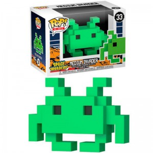 Figurine Space Invader - Medium Invader Pop 10cm
