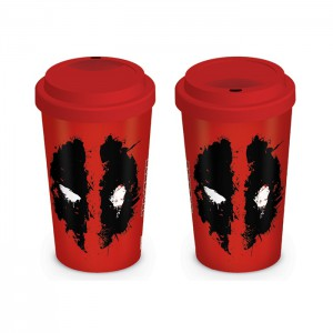 Travel Mug Deadpool