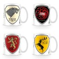 Mug Game of Thrones - Maisons