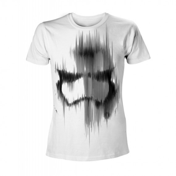 T-Shirt Star Wars Stromtrooper Faded
