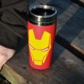 Le mug de voyage Iron Man