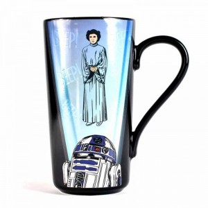 Mug Star Wars - Leia - Join the Resistance