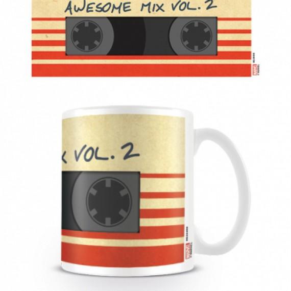 Mug Les Gardiens de la Galaxie Awesome Mix Vol 2