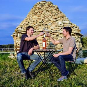 Adopte une vigne - Côte-du-Rhône Rouge - Domaine des Gravennes - Cuvée Marie-Louise