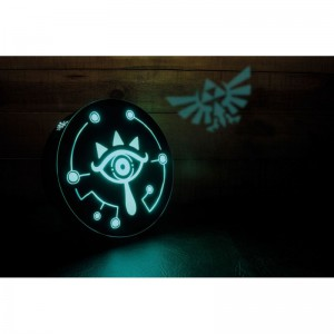 Lampe Legend of Zelda Breath of the Wild - Sheikah Eye 20 cm