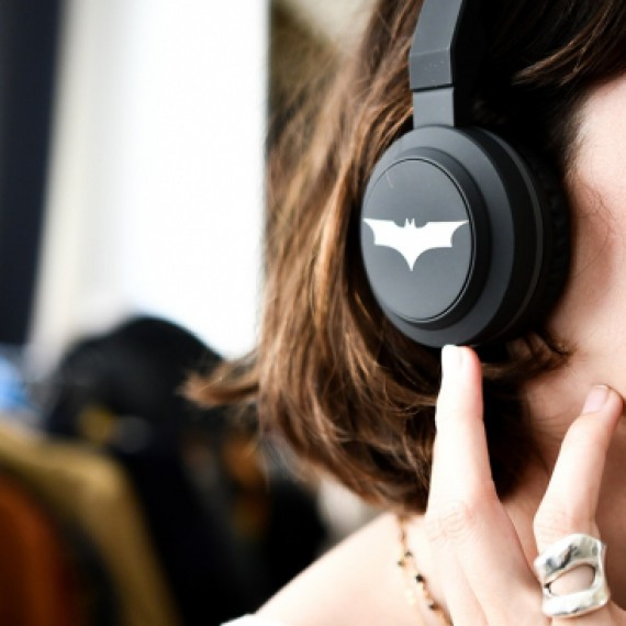 Casque Audio Dc Comics Batman