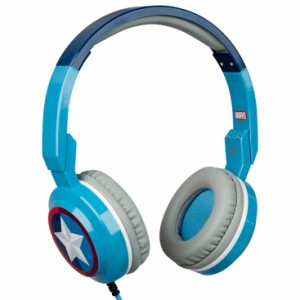 Casque audio Captain America