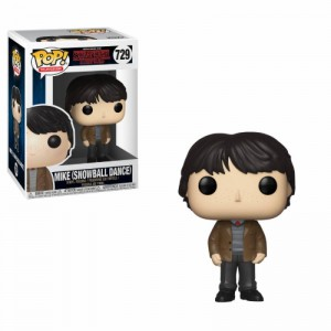 Figurine POP Stranger Things Mike Snowball Dance