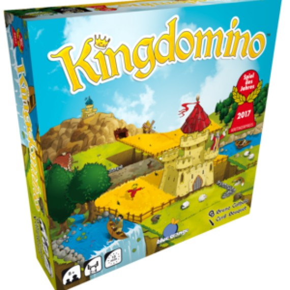 Kingdomino - Le jeu