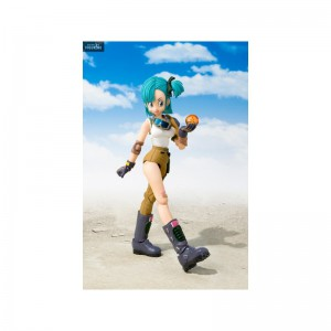 Figurine Dragon Ball - Bulma S.H.Figuarts 18cm