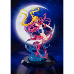 Figurine Sailor Moon - Sailor Moon Crystal (Chouette) Figuarts Zero 25cm