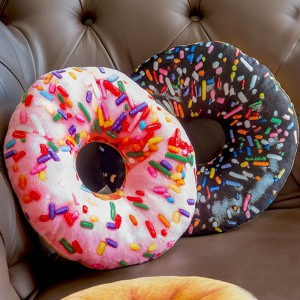 Coussin Donut Simpsons