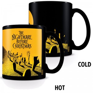 Mug Disney L'étrange Noël de Mr Jack Chaud Froid