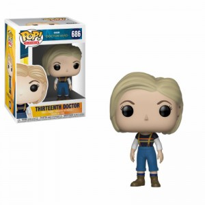 Figurine POP Doctor Who 13th Doctor without Coat