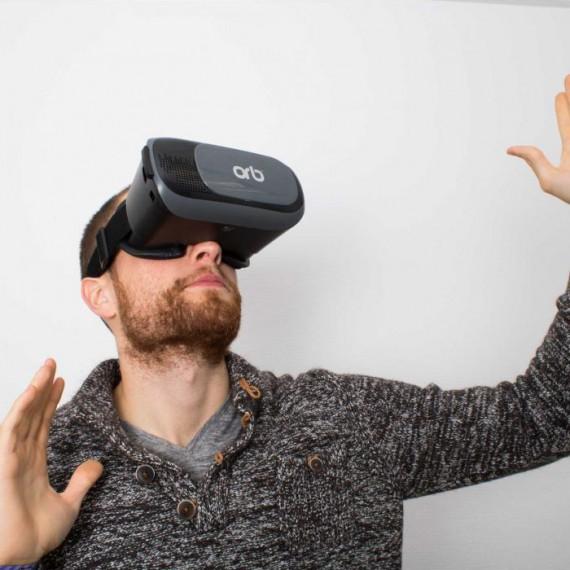 Masque Réalité Virtuelle Smartphone
