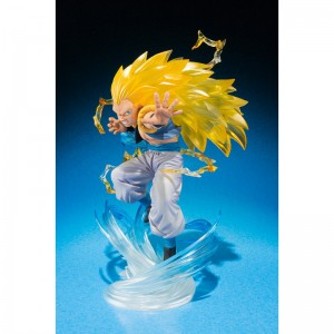 Figurine Dragon Ball Z - Gotenks Super Saiyan 3 Web exclusive Figuarts Zero