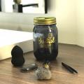 Coffret beauté mason jar spécial maquillage