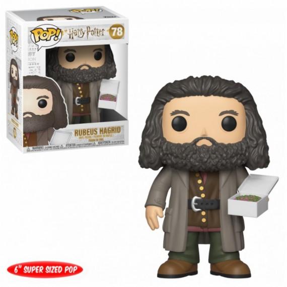 Figurine POP Harry Potter Rubeus Hagrid