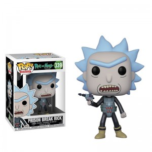 Figurine Pop ! Rick & Morty - Rick