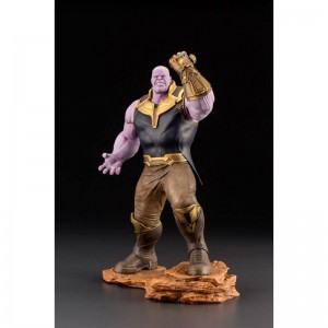 Figurine Marvel Avengers Infinity War Gallery Thanos