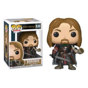 Figurine Pop! Le Seigneur des Anneaux - Boromir