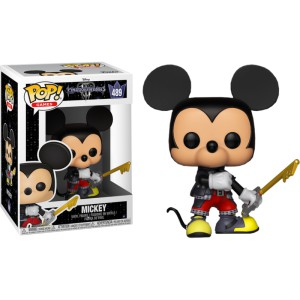 Figurine Disney - Kingdom Hearts - Mickey Pop 10cm