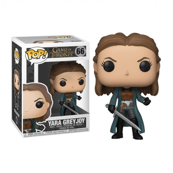 Figurine POP Game of Thrones - Yara Greyjoy