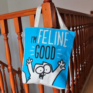 Tote bag - Simon's Cat