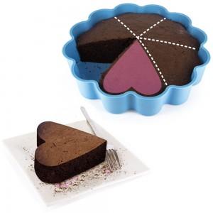Moule à gâteau coeur