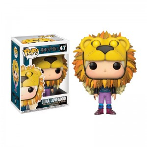 Figurine POP Harry Potter Luna Lovegood
