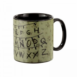 Mug Thermoréactif Stranger Things - Alphabet
