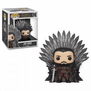 Figurine POP Game Of Thrones Iron Throne - 15 cm