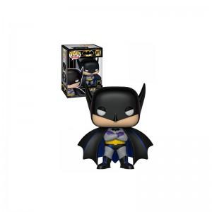 Figurine DC Comics - Yellow Lantern Batman Metallic GITD Exclusive Pop 10cm