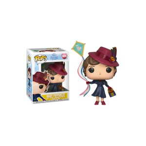 Figurine Pop Mary Poppins 2018 - Mary avec un cerf-volant 10cm