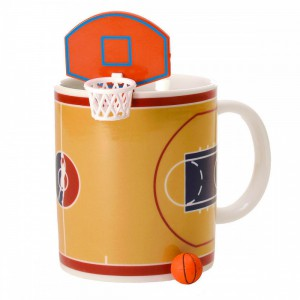 Mug basketball