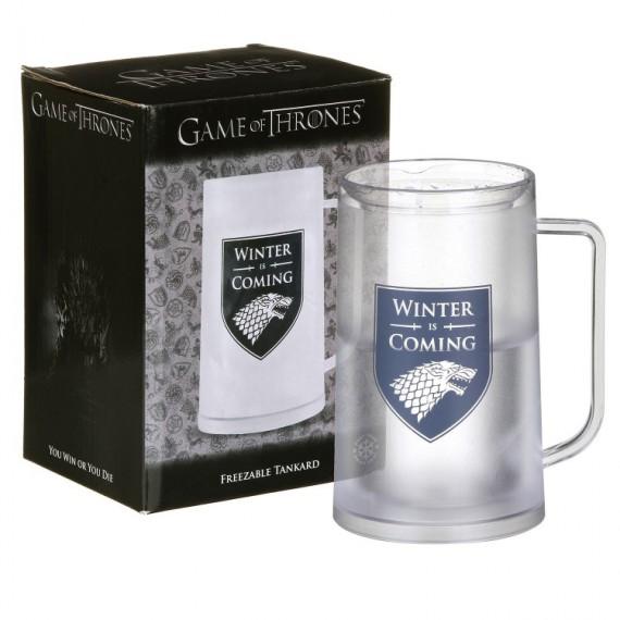 Chope à Bière Game of Thrones Stark