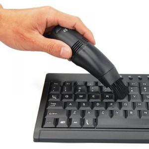 Le mini aspirateur USB