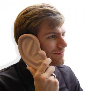 La coque iphone oreille