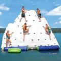 Iceberg géant gonflable