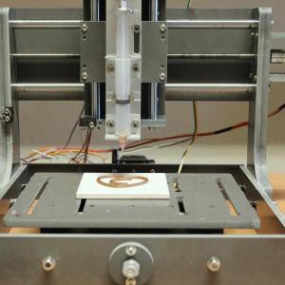 L'imprimante chocolat