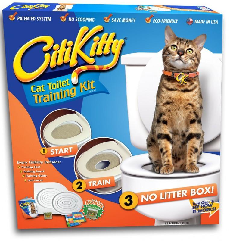 Kit De Toilettes Pour Chats