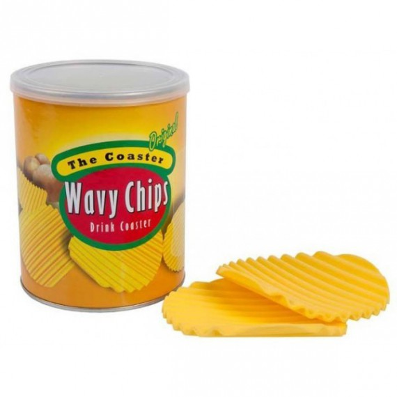 Dessous de Verre chips (x6)