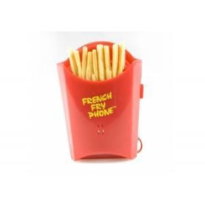 Téléphone cornet de frites