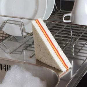 Eponge sandwich