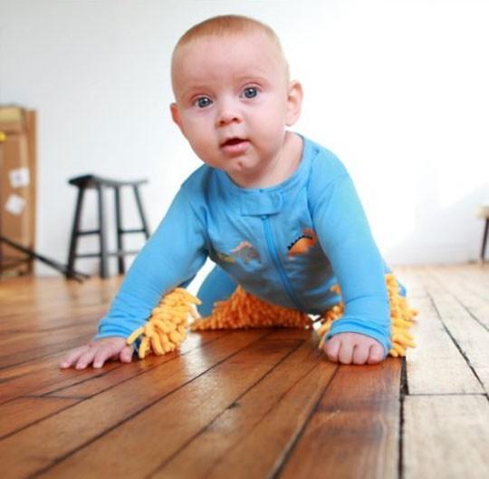 Combinaison bebe serpillere