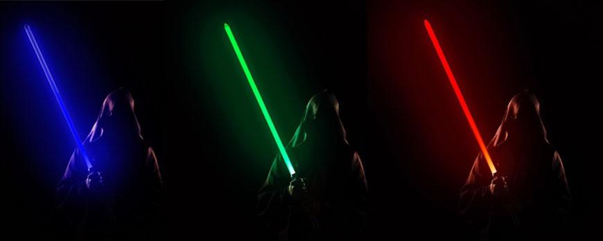 le sabre laser customisable arrive bient 244 t pigsou mag