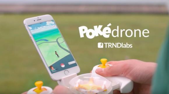 Pokédrone, le gadget qui vous facilitera la tâche sur Pokémon GO