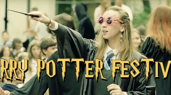 Un festival Harry Potter coming soon