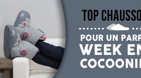 Quand long week end rime avec cocooning